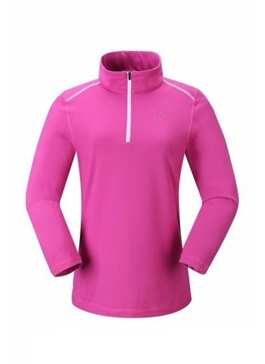 Panthzer Sweatshirt Pembe